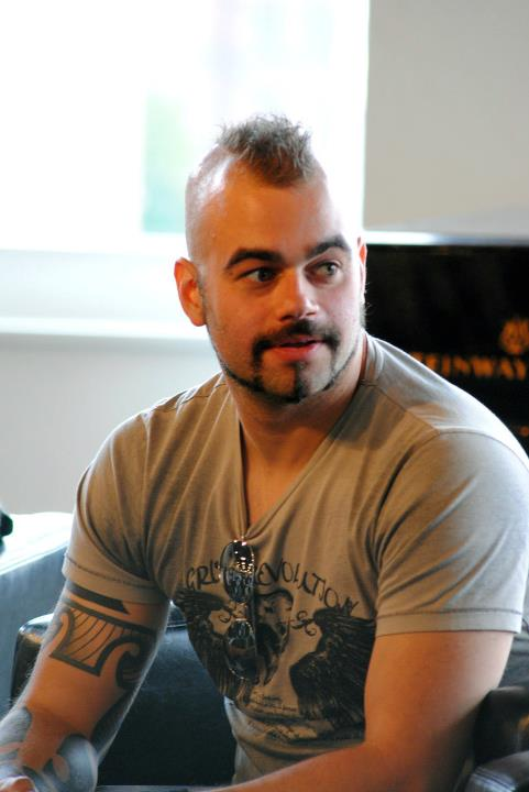 INTERVIEW WITH SABATON'S JOAKIM BRODEN
