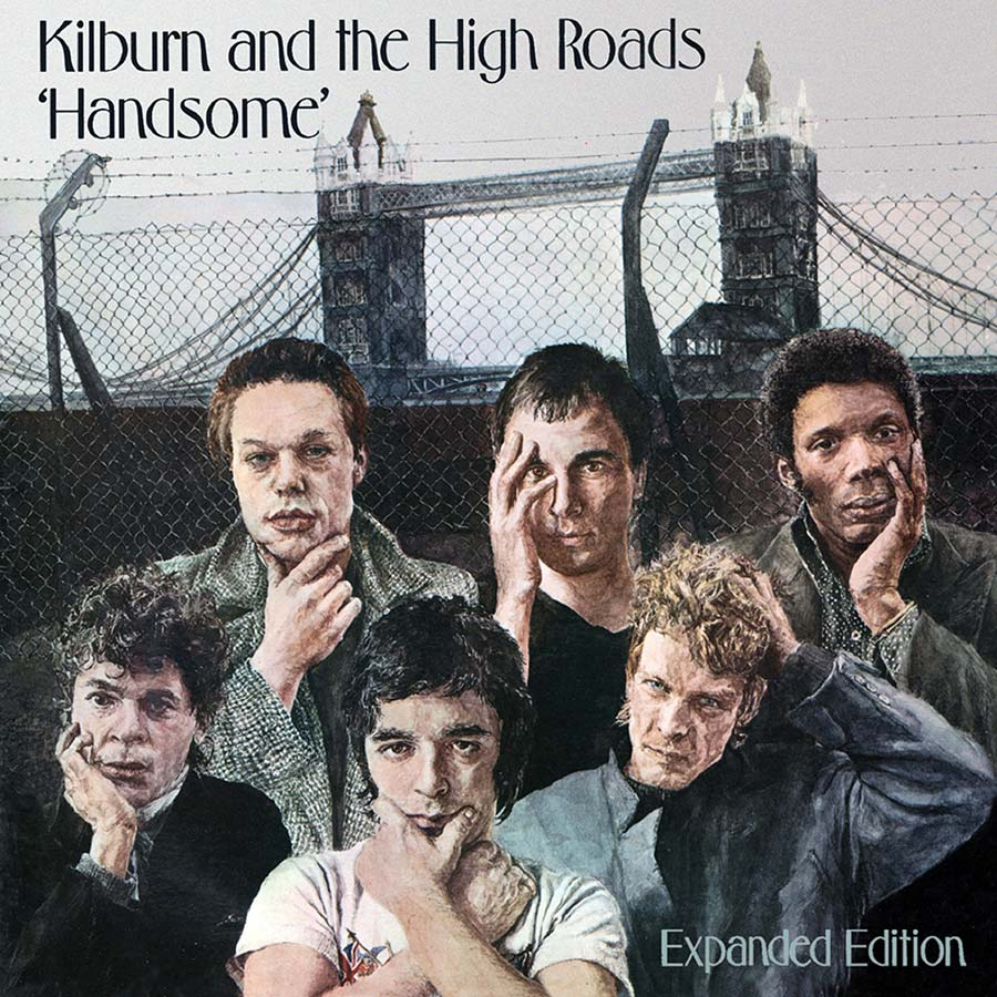 Kilburn & The High Roads – Handsome: Expanded Edition