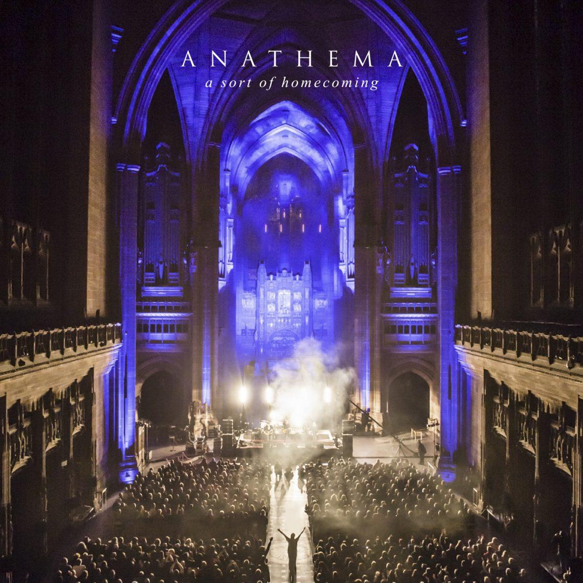 Anathema line-up Autumn tour to road test new music