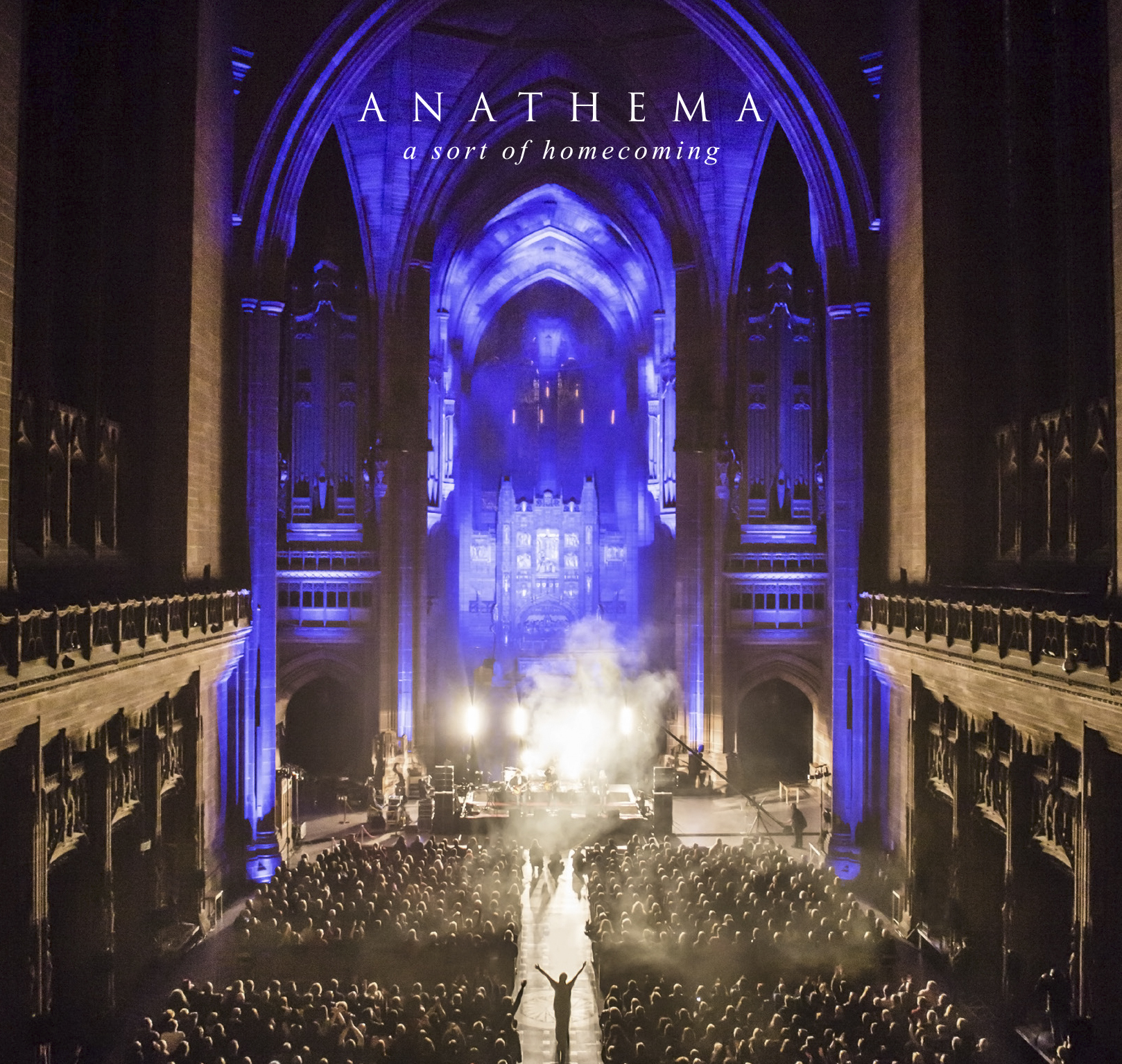 ANATHEMA TO SUPPORT OPETH AT LONDON'S SSE WEMBLEY ARENA SHOW ON 19th NOV