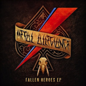 Metal Allegiance – Fallen Heroes CD Review