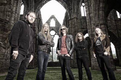 Opeth 9 Photocredit Stuart Wood