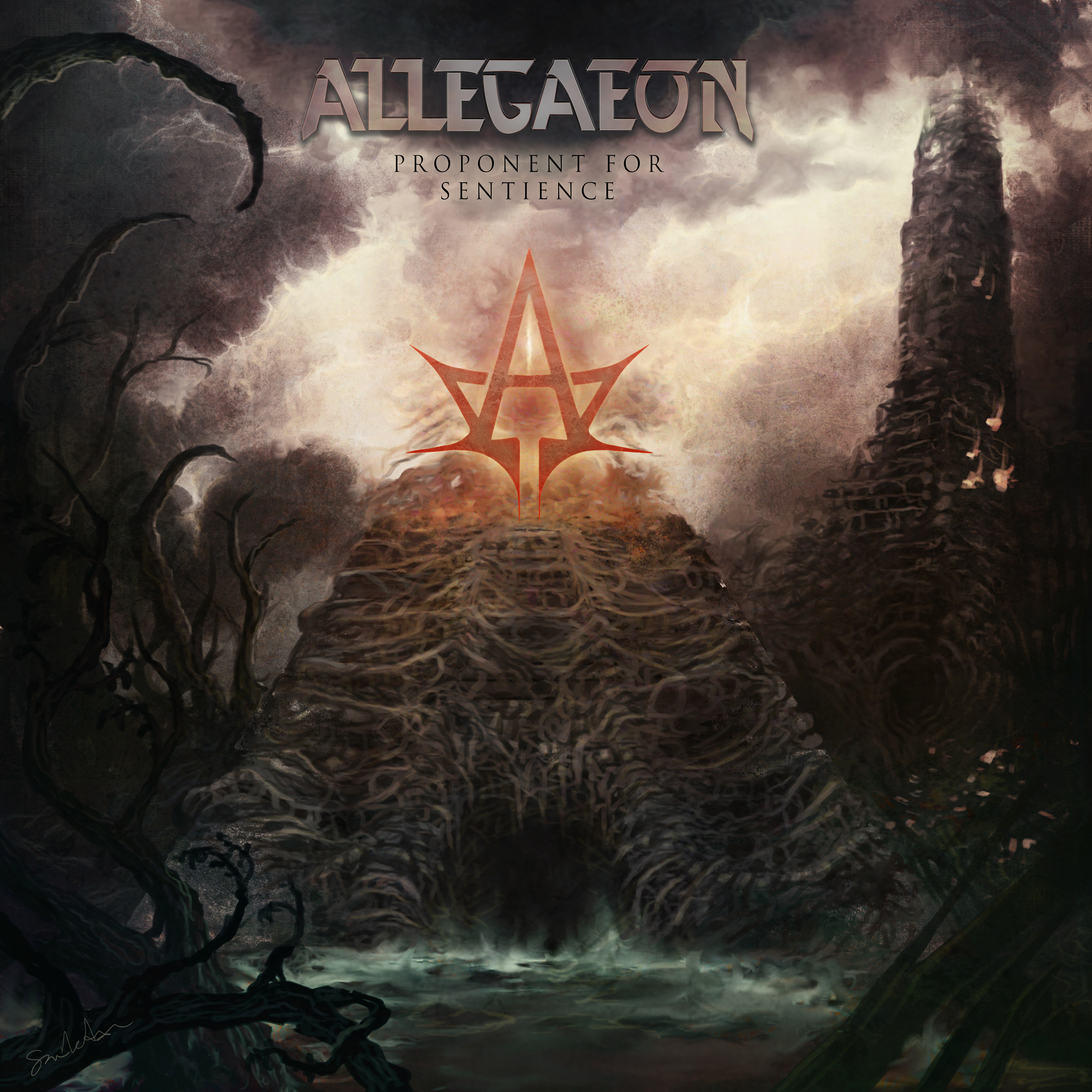 Allegaeon – Proponent for Sentience CD Review
