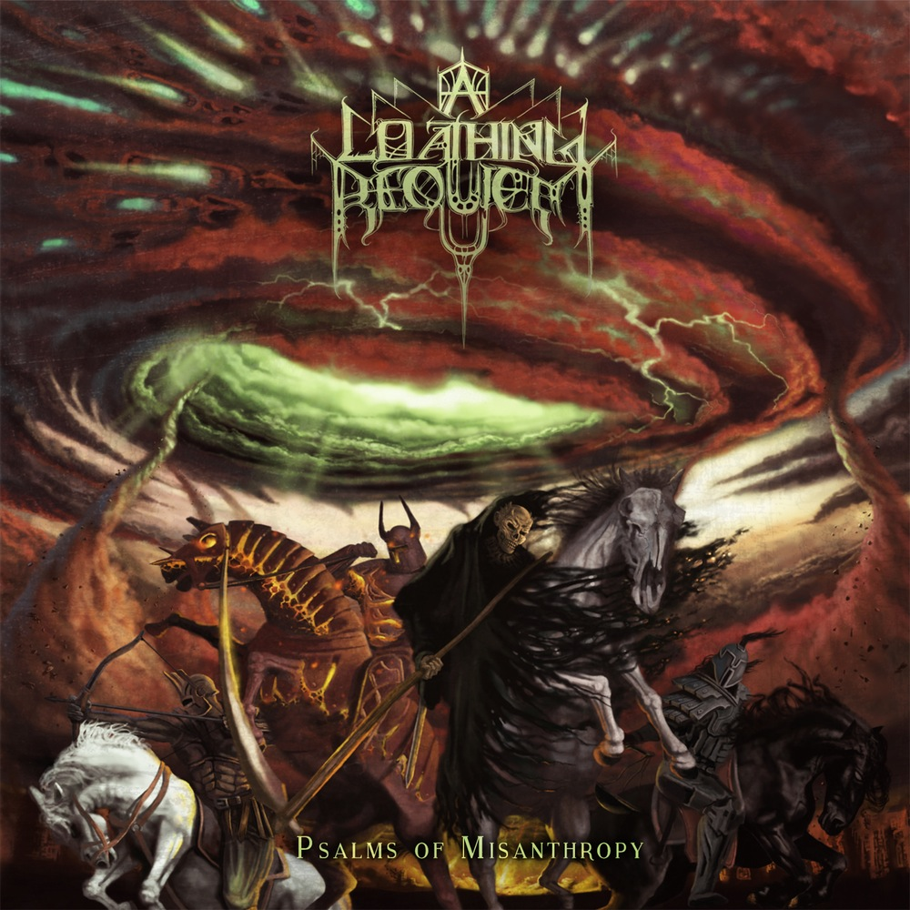 A Loathing Requiem – Psalms of Misanthropy Reissue CD Review