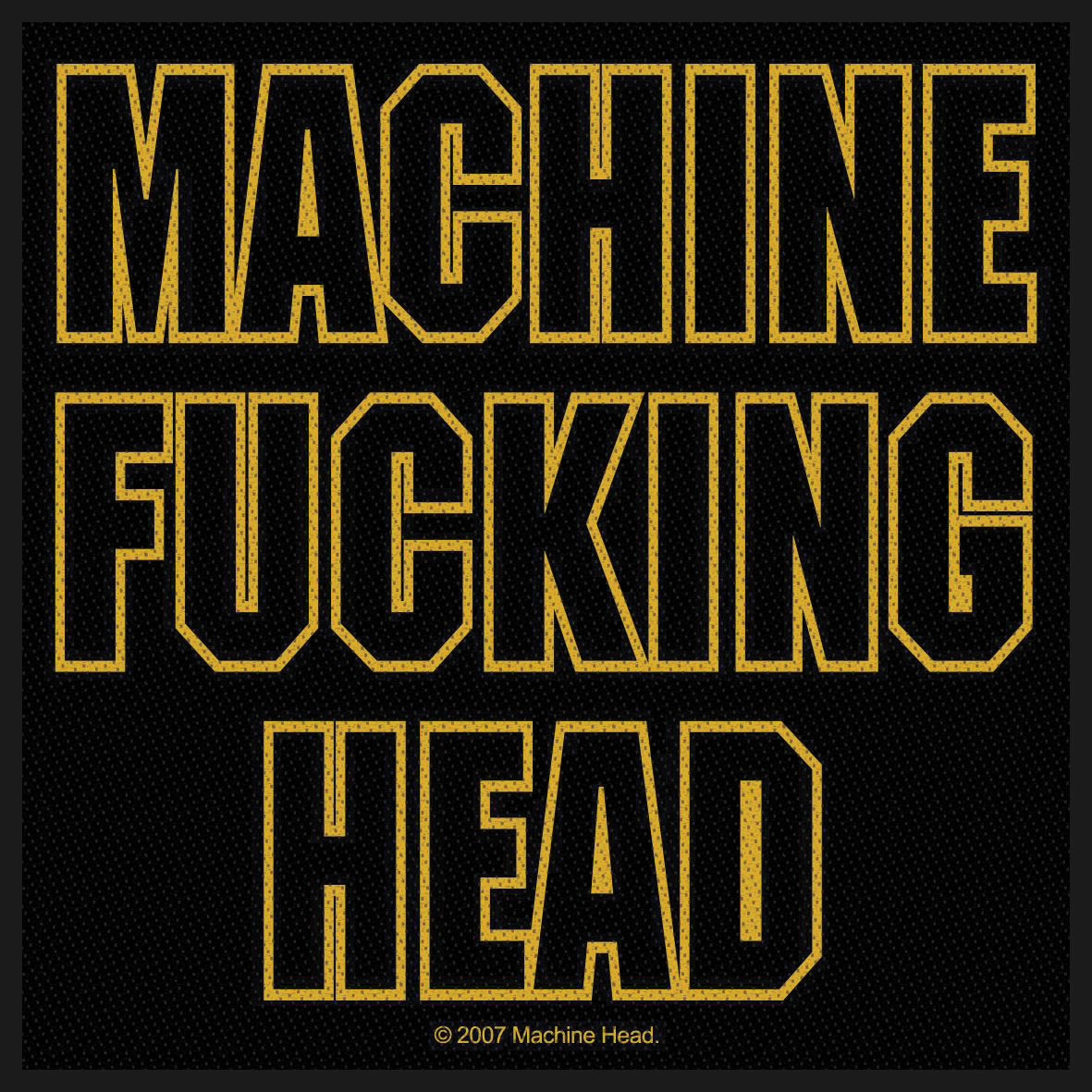 Thrash Under Pressure: Machine Head