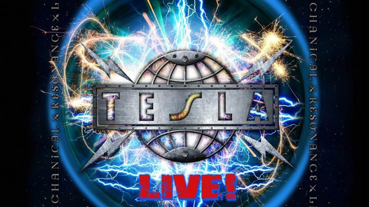 TESLA – Mechanical Resonance Live