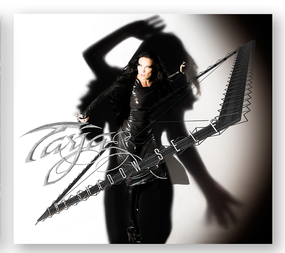 """TARJA SURPRISES FANS AND ANNOUNCES RELEASE AND  COVER ARTWORK OF NEW STUDIO ALBUM """"THE SHADOW SELF""""  – OUT ON AUGUST 5th, 2016 ON earMUSIC"""