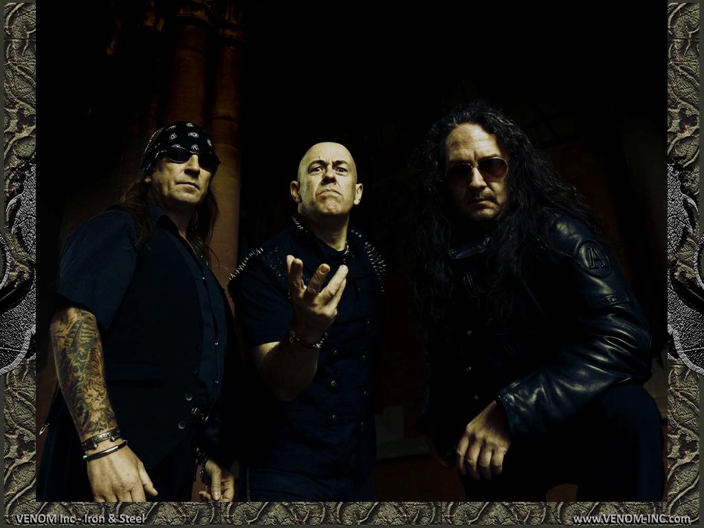 VENOM INC Announce October European Tour with VITAL REMAINS and MORTUARY DRAPE