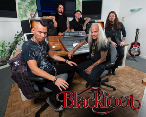 """Blackfoot – Behind the scene from the new video """"Southern Native"""""""