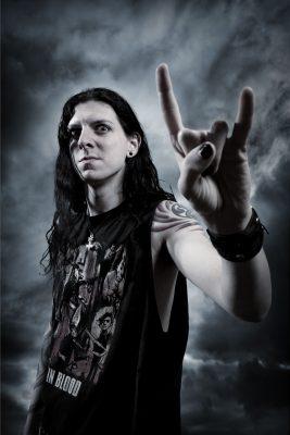 andrew o'neill - heavy metal 4