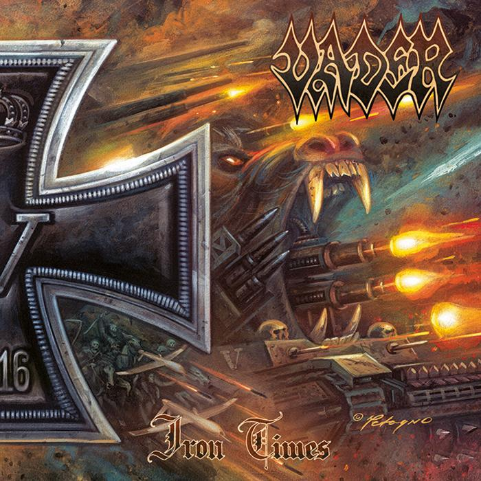 Vader – Iron Times CD Review