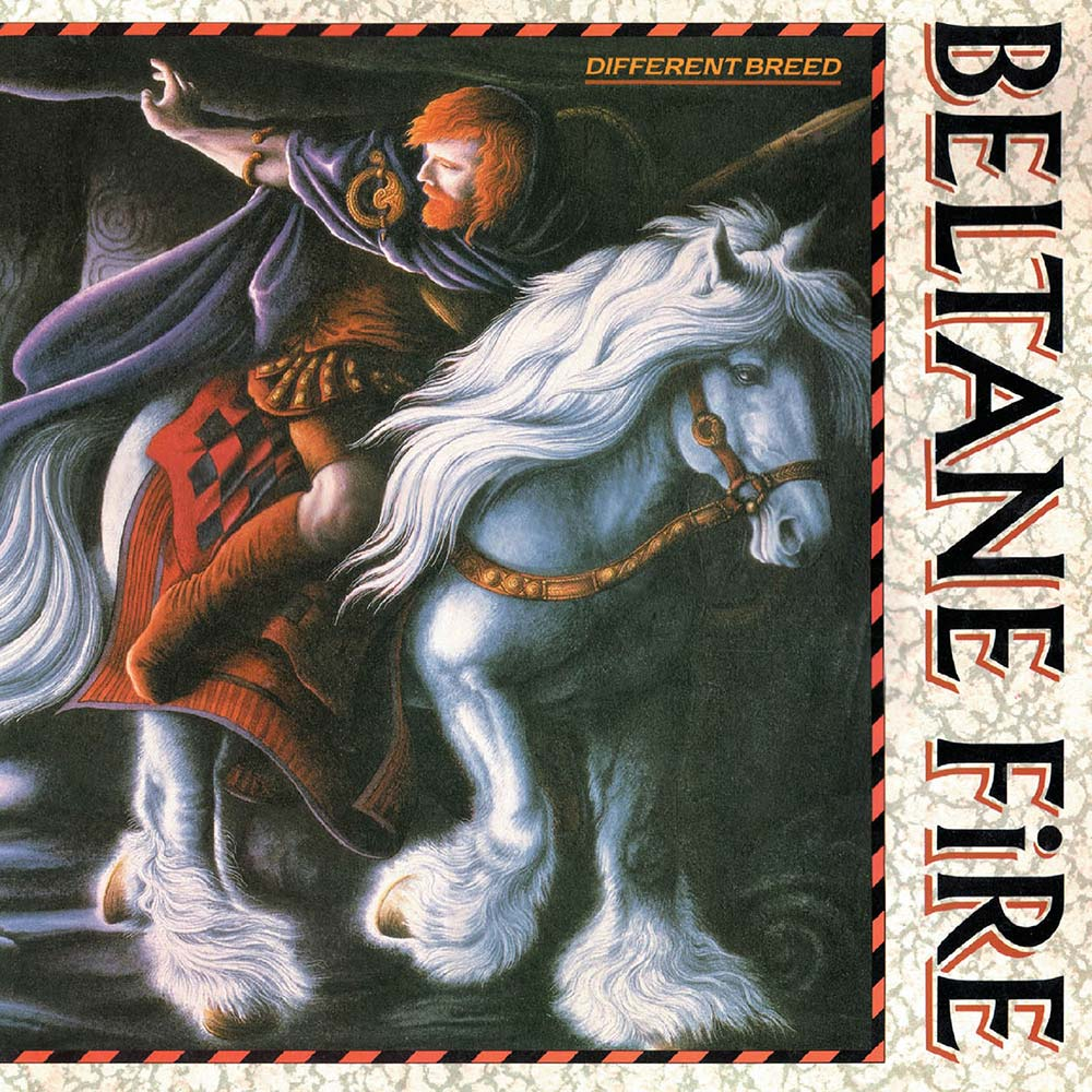 Beltane Fire – Different Breed: Expanded Edition