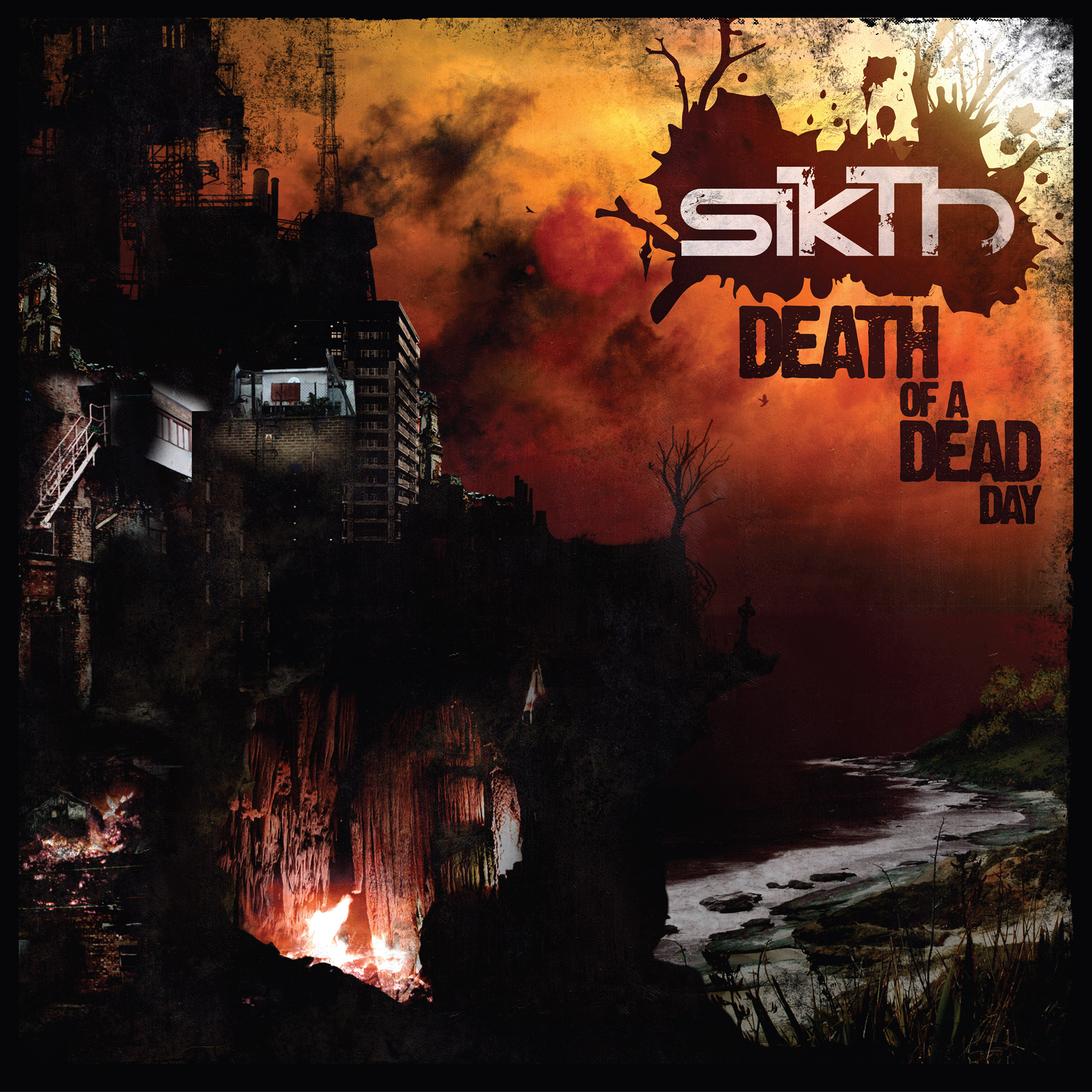 SikTh / Peaceville to release 10th anniversary edition of 'Death of a Dead Day'