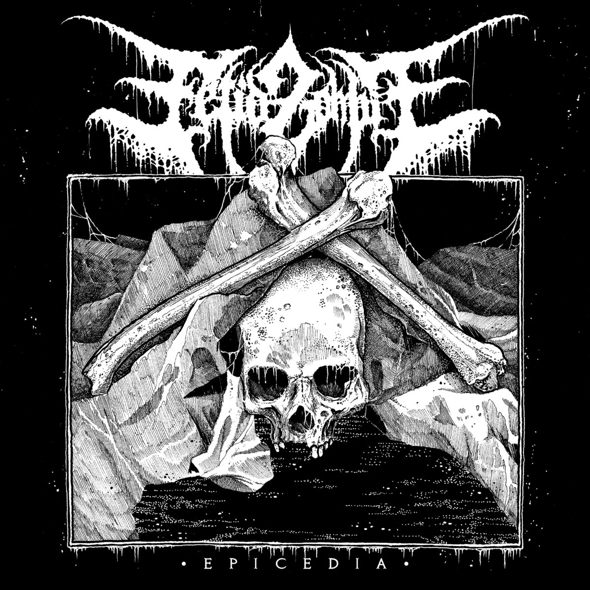 Fetid Zombie – Epicedia CD Review