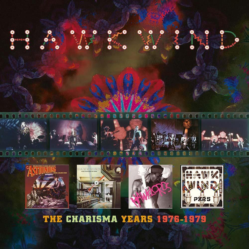 Hawkwind – The Charisma Years