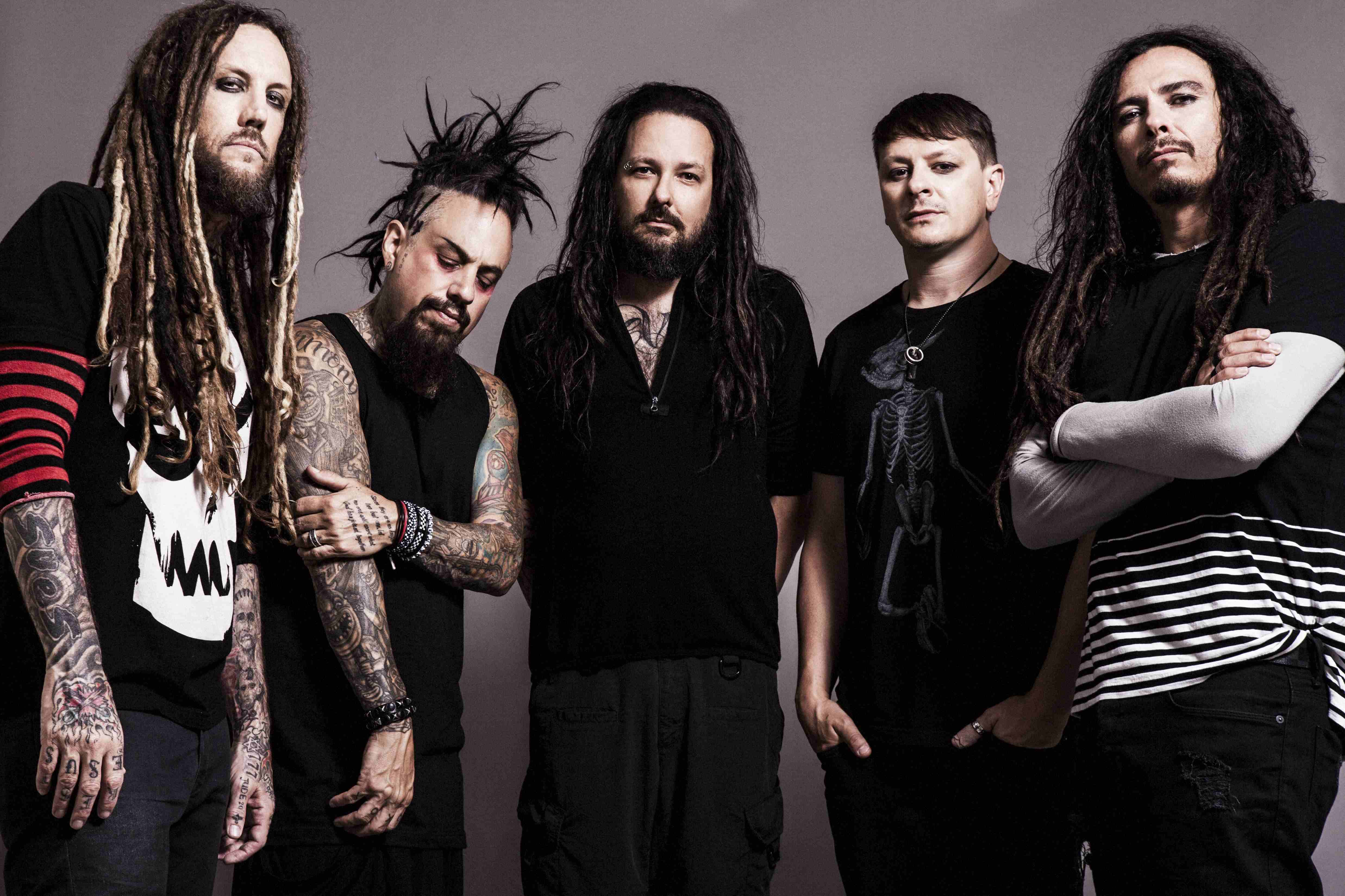 KORN & LIMP BIZKIT announce UK tour for December 2016