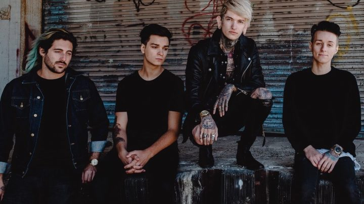 OUT CAME THE WOLVES release debut album Oct 28 via Roadrunner Records