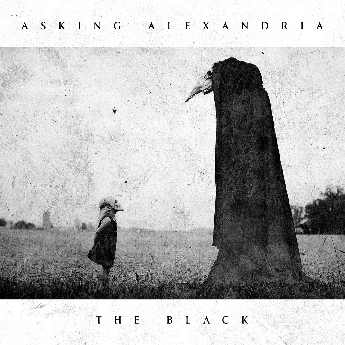 Asking Alexandria – The Black CD Review