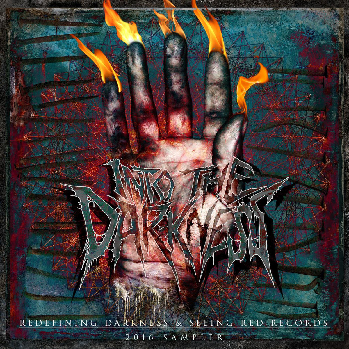 Redefining Darkness & Seeing Red Records Sampler