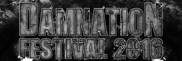 DAMNATION FESTIVAL announced final bands for 2016 event