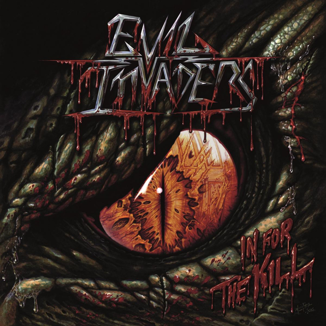 Evil Invaders – Raising Hell Video Premier!