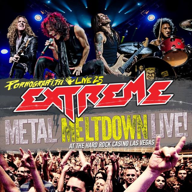 EXTREME – PORNOGRAFFITTI LIVE 25 – METAL MELTDOWN – BLU-RAY/DVD/CD- REVIEW.