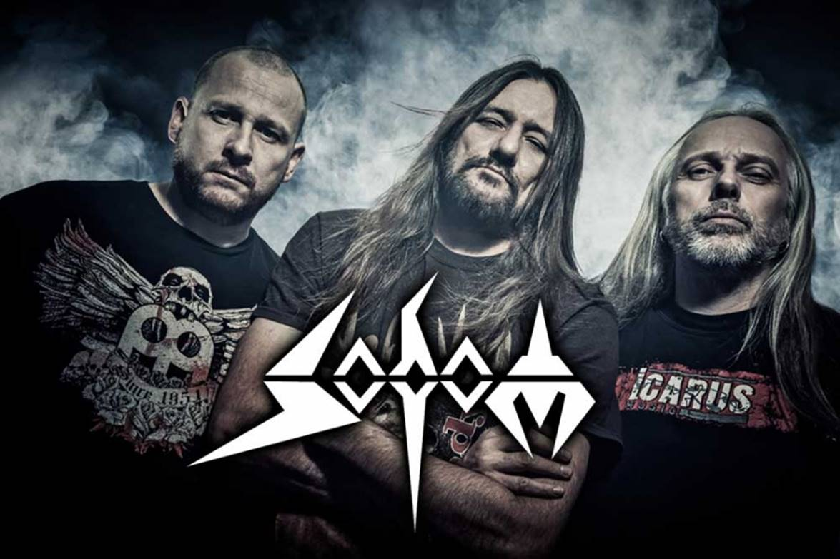 Sodom – Classic Grand –  Glasgow 14/05/17