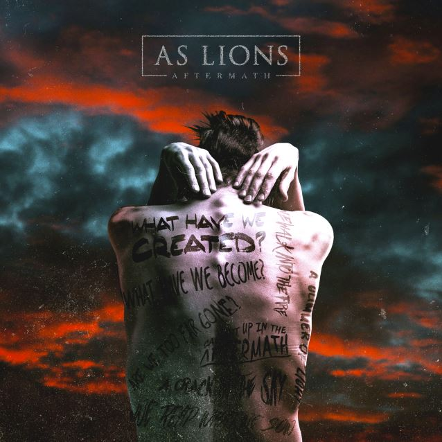 AS LIONS: Brand new track & EP (out Oct 14th…)