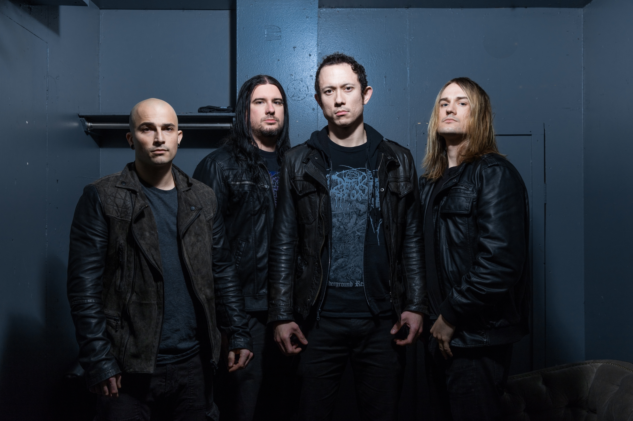 TRIVIUM CONFIRM NEW UK & EUROPEAN HEADLINE DATES FOR 2017