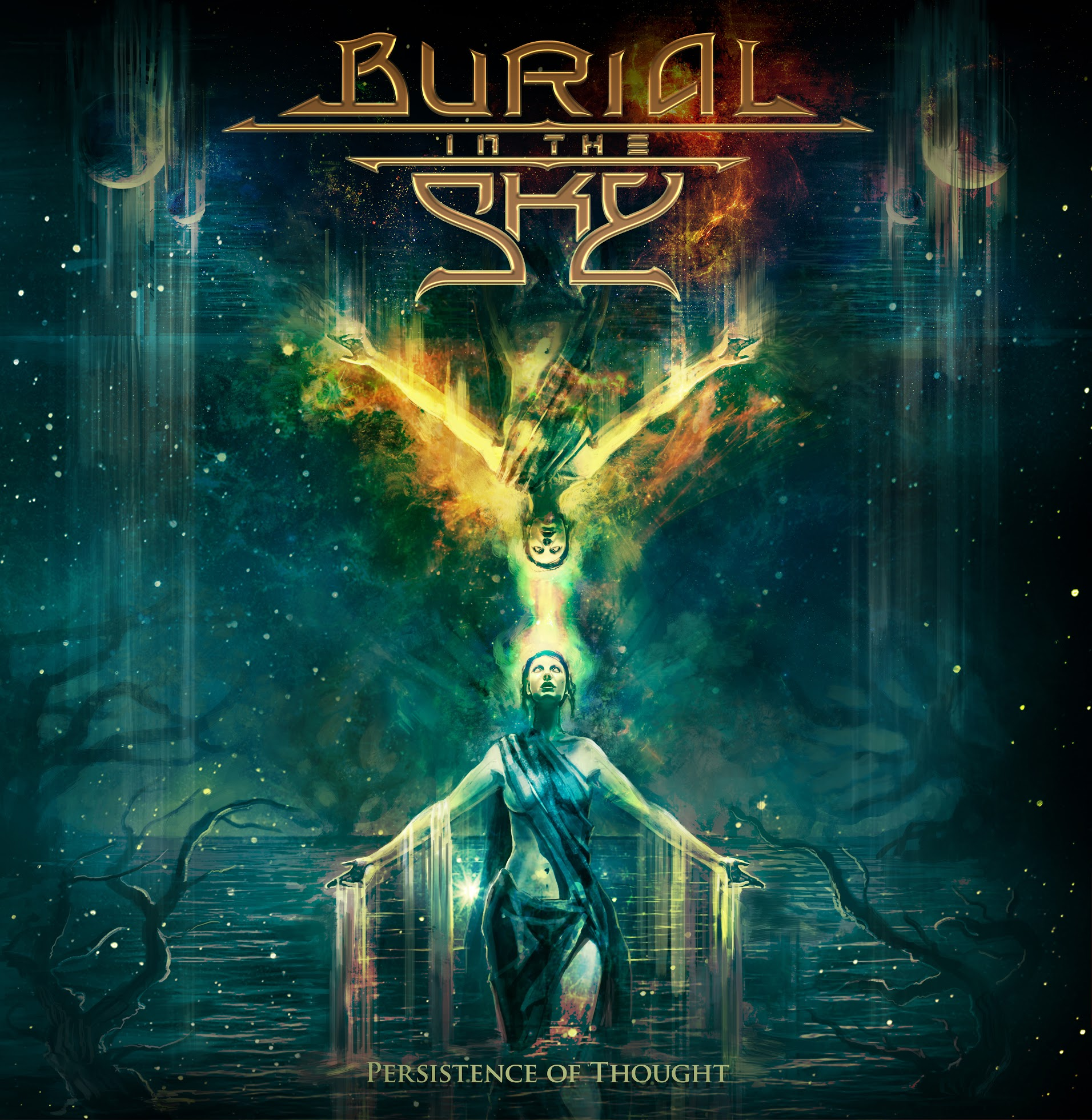 Burial In The Sky – Persistence of Thought Review