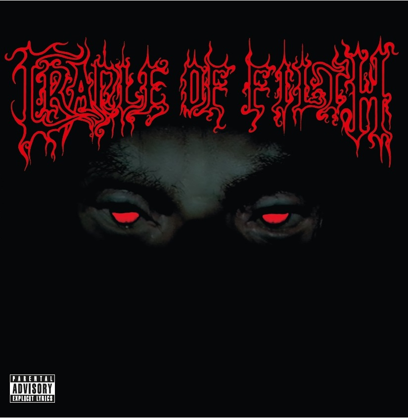 Cradle of Filth – From The Cradle To Enslave Vinyl  Reissue