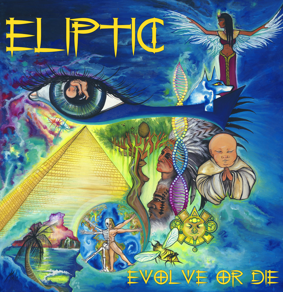 Eliptic – Evolve or Die