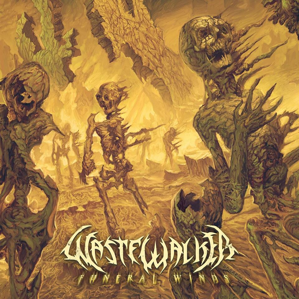 Wastewalker – Funeral Winds CD Review