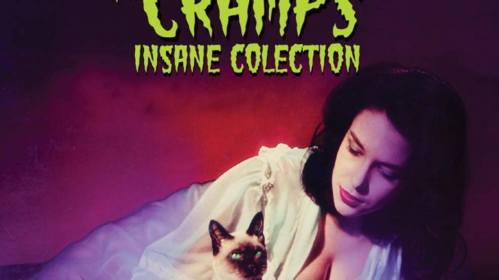 Various Artists – Magnificent: 62 Classics From The Cramps' Insane Collection