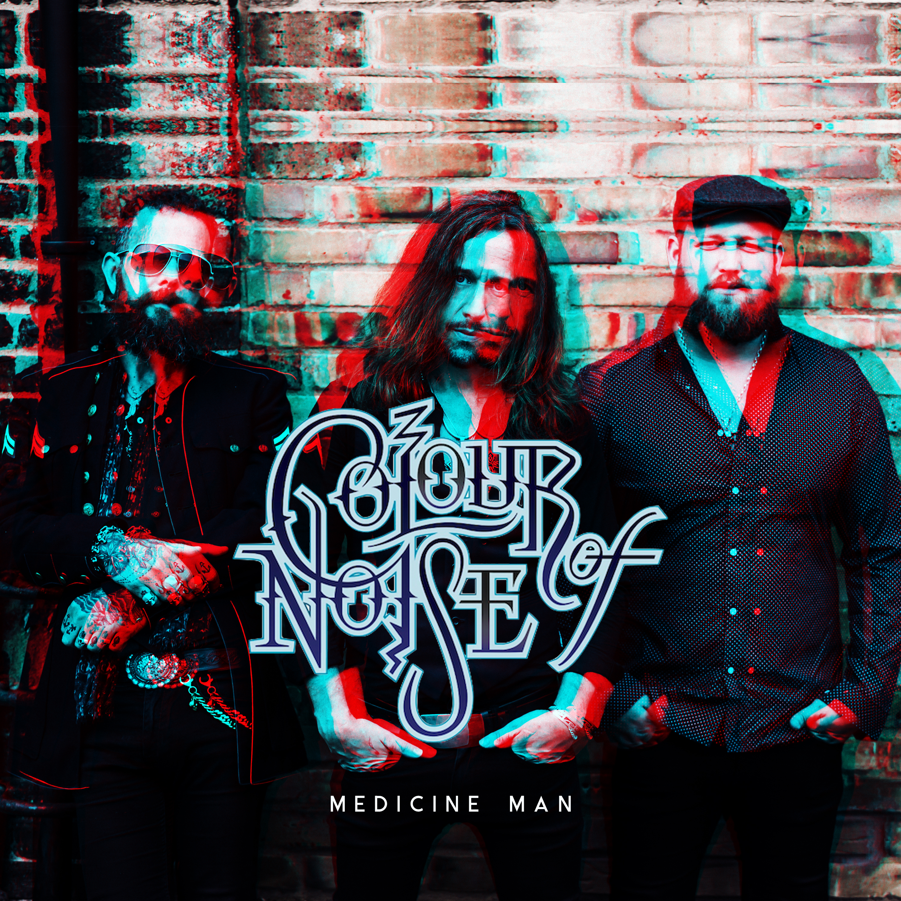 Colour Of Noise Unveil Video for New Single 'Medicine Man' and Announce Run Of Tour Dates.