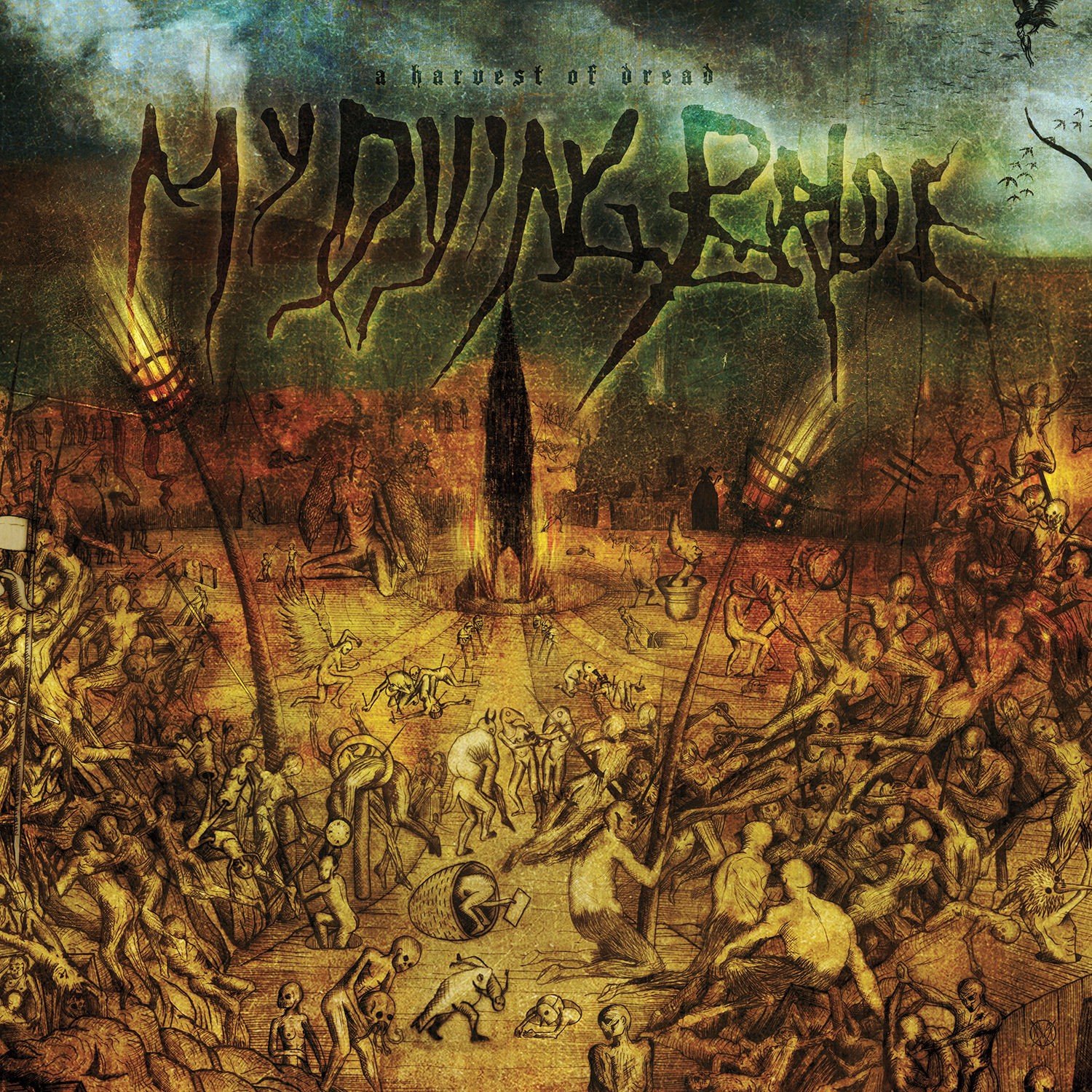 My Dying Bride announce 25 year anniversary and new release 'A Harvest of Dread'