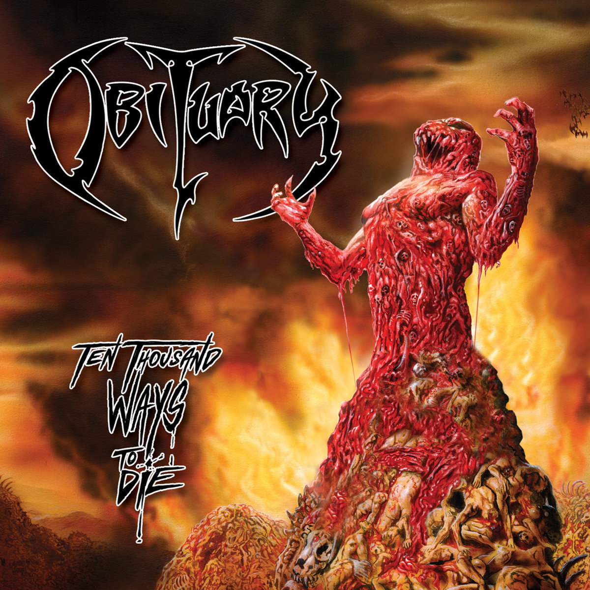 Obituary – Ten Thousand Ways To Die