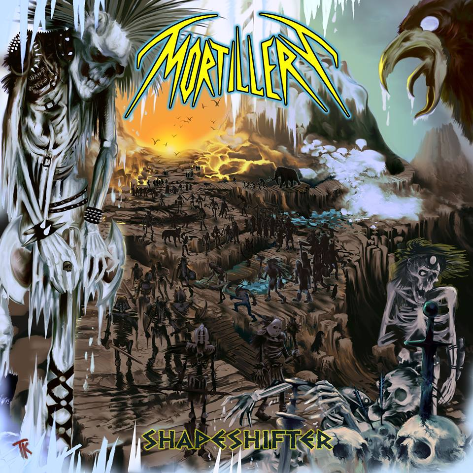 Mortillery – Shapeshifter Video Premier!