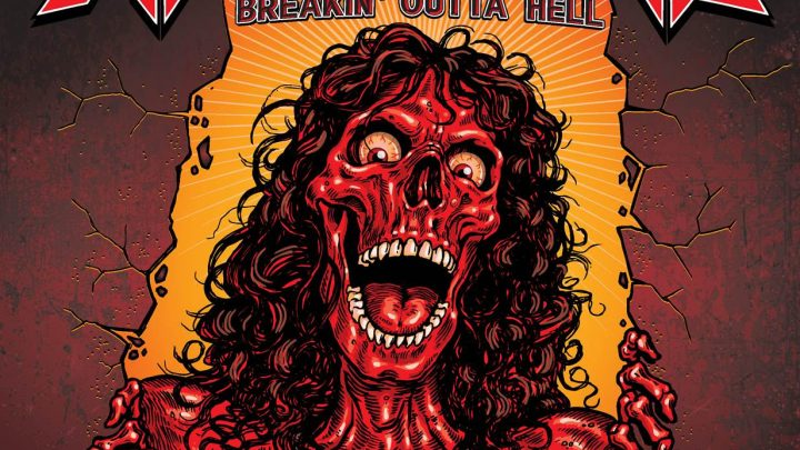 AIRBOURNE – BREAKIN' OUTTA HELL –  ALBUM REVIEW