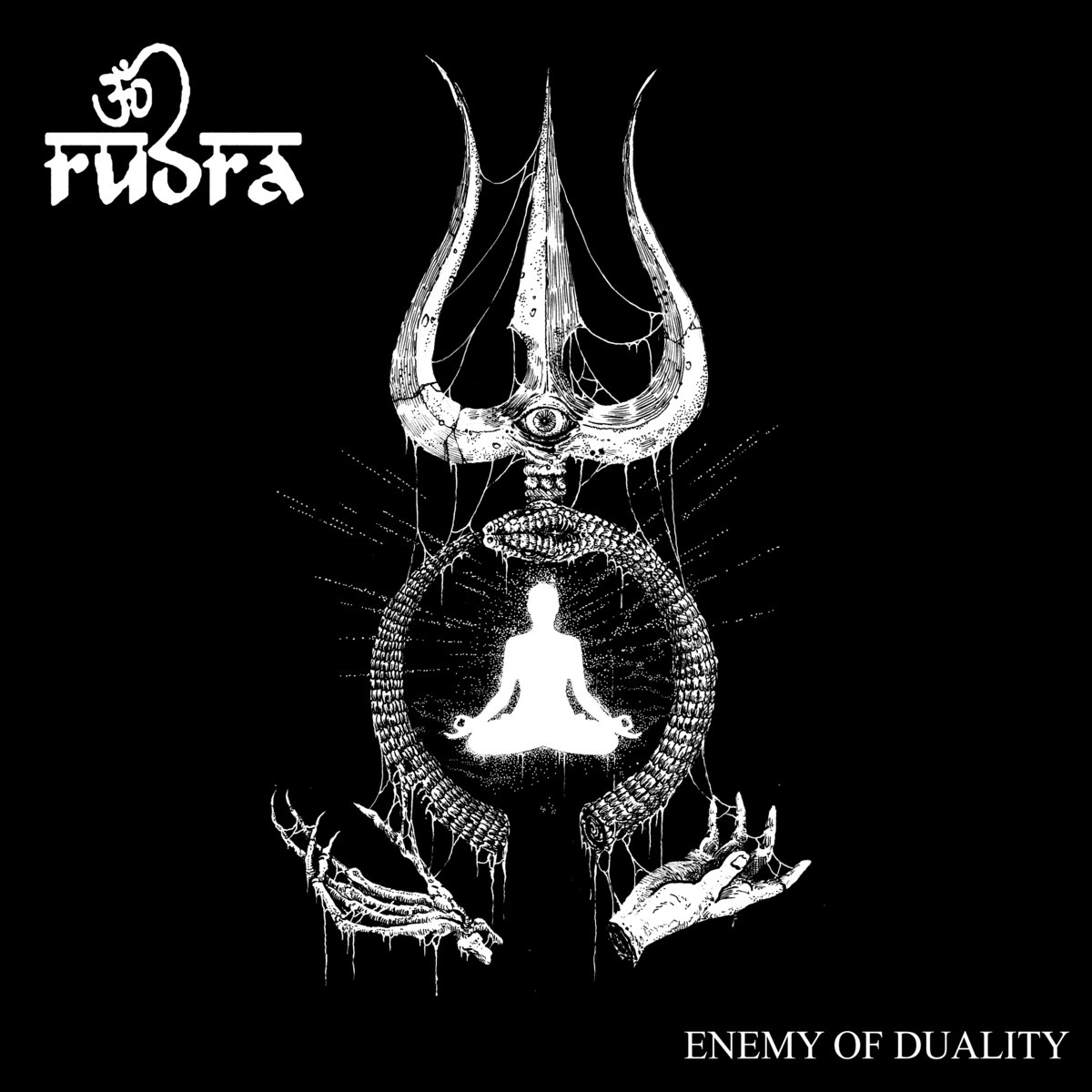 Rudra – Enemy of Duality CD Review