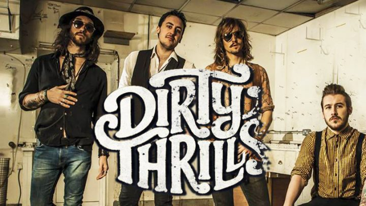 Dirty Thrills premiere new video and release EP