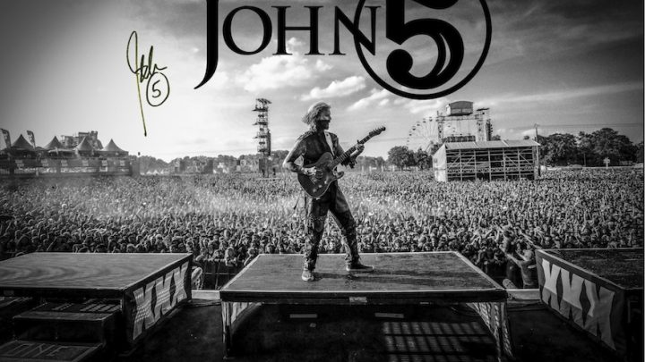 Careful With That Axe John 5, an interview 07/10/2016