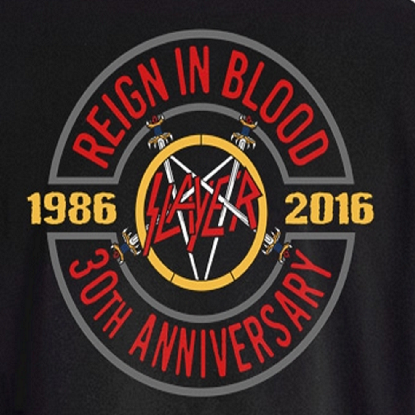 Bonus Podcast: Reign In Blood 30th Birthday Bollocast
