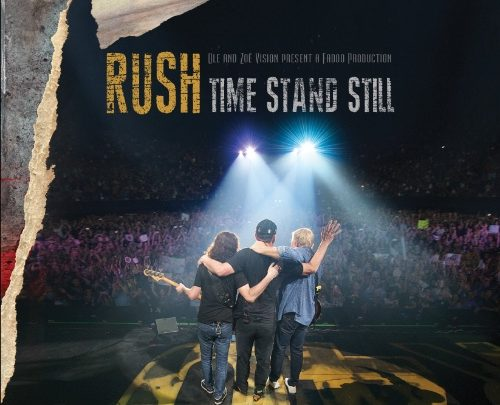 Rush To Release Documentary 'Rush – Time Stand Still' November 18, 2016
