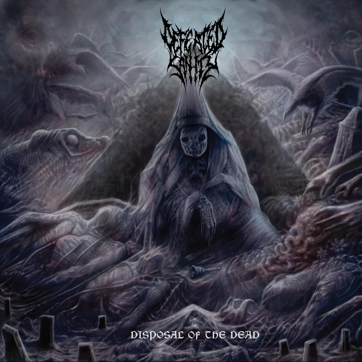 Defeated Sanity – Disposal of the Dead/Dharmata CD Review