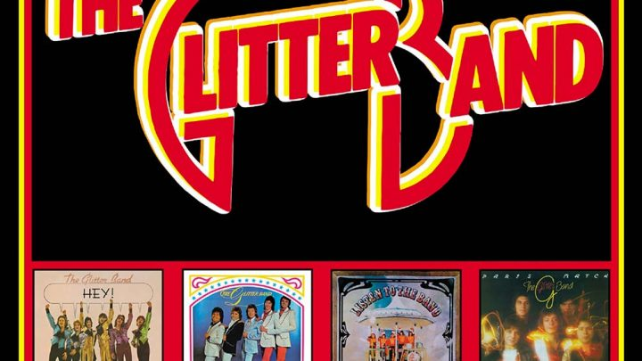 The Glitter Band – The Albums