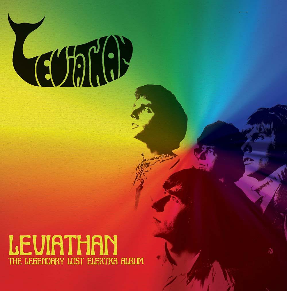 Leviathan –  Leviathan: The Legendary Lost Elektra Album