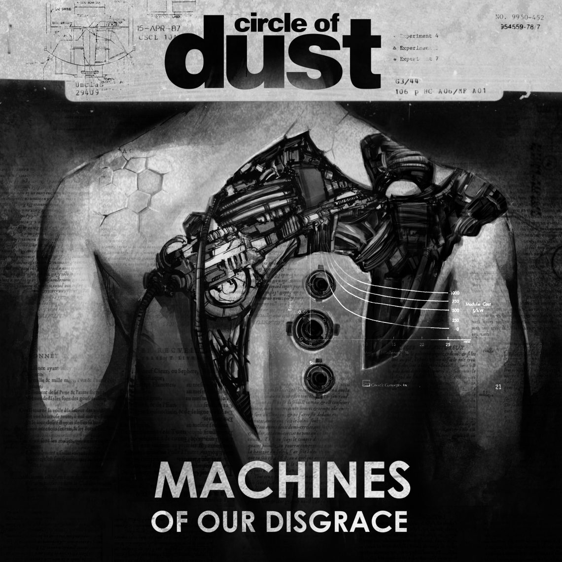 Circle Of Dust – Machines Of Our Disgrace