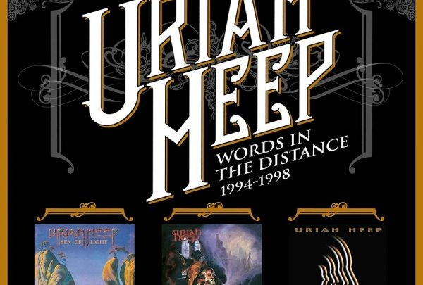 Uriah Heep Words In The Distance 1994-1998