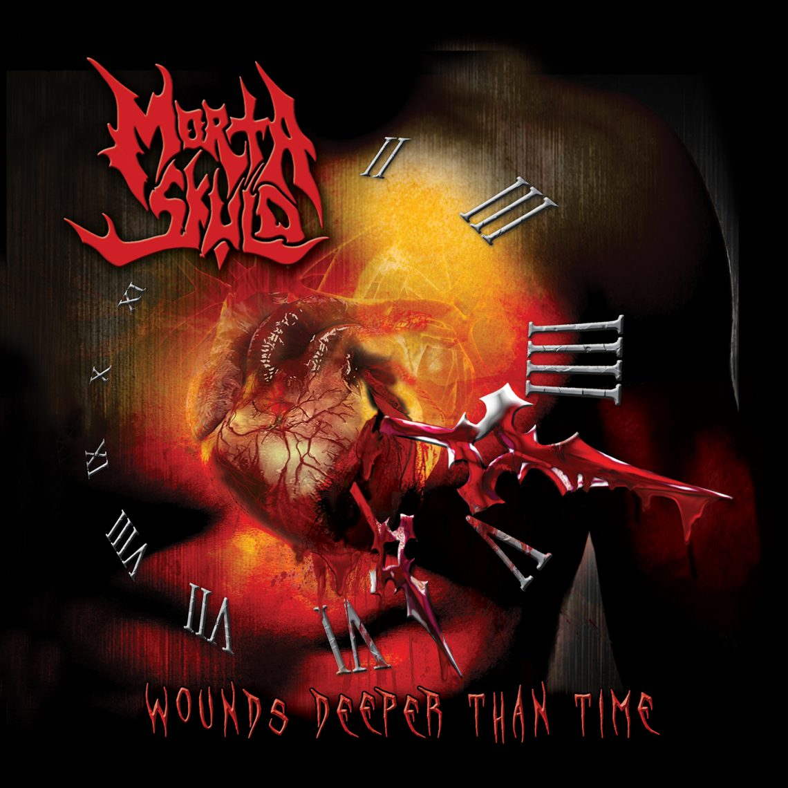 Morta Skuld announce new album 'Wounds Deeper Than Time' on Peaceville